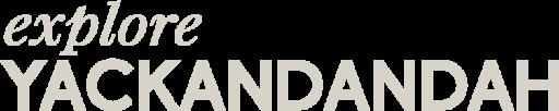 Explore Yackandandah