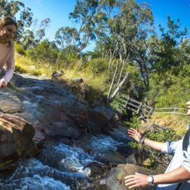 Couple at Yackandandah Gorge