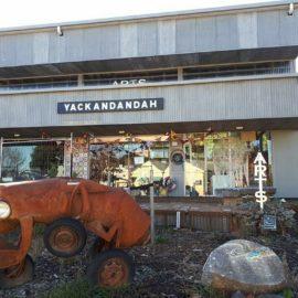 Yack Station